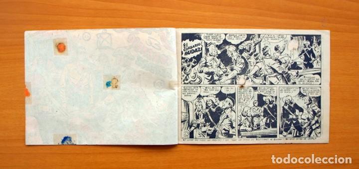 Tebeos: El corsario audaz nº 1 - Editorial Ricart 1955 - Foto 2 - 66188338