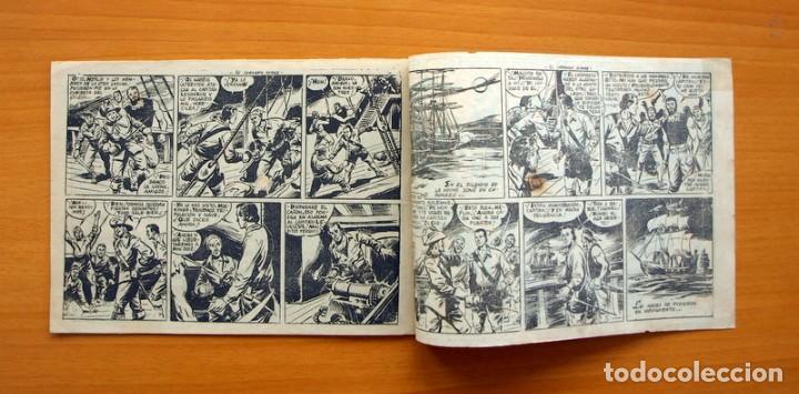 Tebeos: El corsario audaz nº 1 - Editorial Ricart 1955 - Foto 4 - 66188338