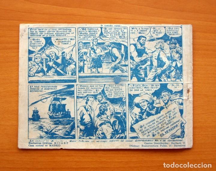 Tebeos: El corsario audaz nº 1 - Editorial Ricart 1955 - Foto 5 - 66188338