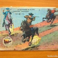 Tebeos: WINCHESTER JIM, ÁLBUM, Nº 1 - EDITORIAL RICART 1963. Lote 66196462