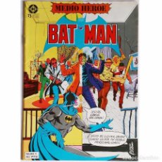Tebeos: BATMAN VOL 1 Nº 1 / DC / ZINCO 1984 ( GERRY CONWAY & DON NEWTON ). Lote 66417510