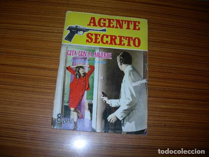 AGENTE SECRETO Nº 1 EDITA FERMA (Tebeos y Cómics - Números 1)