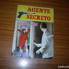 Livros de Banda Desenhada: AGENTE SECRETO Nº 1 EDITA FERMA. Lote 72076939