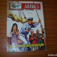 Tebeos: EL JAVANES Nº 1 EDITA TORAY . Lote 72698395