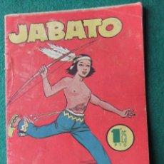 Tebeos: JABATO Nº 1 HISPANO AMERICANA DE EDICIONES 1951. Lote 73745863