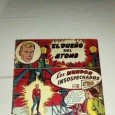 Tebeos: EL DUEÑO DEL ÁTOMO . N° 1 ED. FERMA . MUY BUEN ESTADO . Lote 74932086