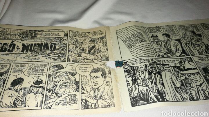 Tebeos: Hazañas de la juventud audaz . Heredó un mundo N° 1 . Ed. Valenciana . Original 1959 - Foto 3 - 74995666