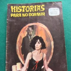 Tebeos: HISTORIAS PARA NO DORMIR Nº 1 SEMIC ESPAÑOLA DE EDICIONES 1966. Lote 77647029
