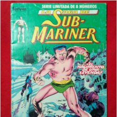 BDs: CÓMICS SUBMARINER N° 1. Lote 79854330