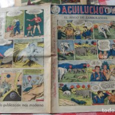 Livros de Banda Desenhada: AGUILUCHO.- AGUILUCHO Nº 1, GRAN FORMATO Y DIFICULTAD . Lote 80197269