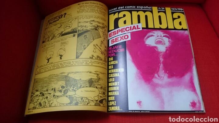 Tebeos: RAMBLA- ANTOLOGÍA.1984 - Foto 3 - 82094906