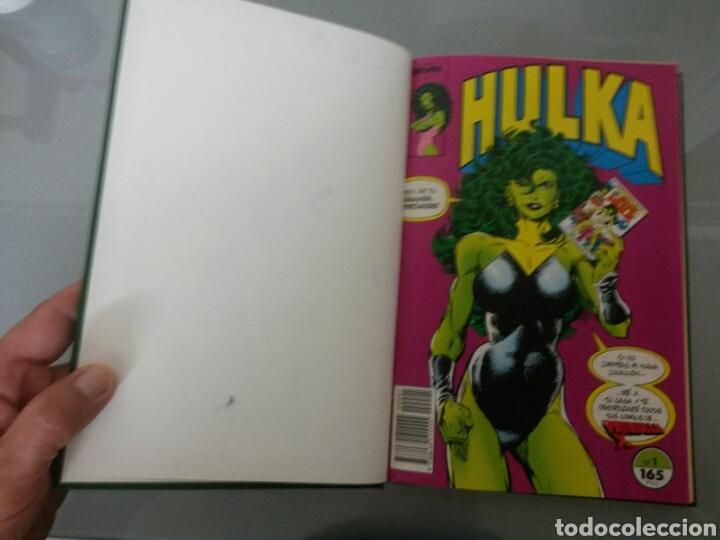 HULKA FORUM VOL. ENCUADERNADO NO 1 AL 8 1990 (Tebeos y Cómics - Números 1)