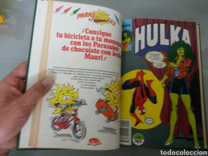 Tebeos: HULKA FORUM VOL. ENCUADERNADO No 1 al 8 1990 - Foto 3 - 83458060