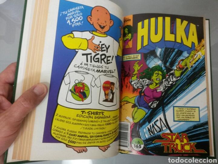 Tebeos: HULKA FORUM VOL. ENCUADERNADO No 1 al 8 1990 - Foto 6 - 83458060