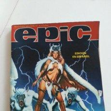 Tebeos: EPIC N°1 1982. Lote 84122166