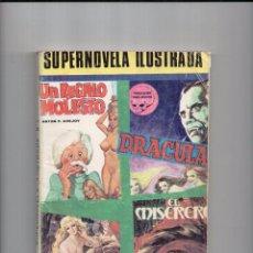 Giornalini: SUPERNOVELA ILUSTRADA Nº 1 -MAISAL 1978-. Lote 84467304
