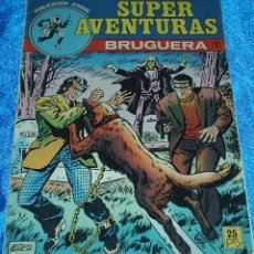 Tebeos: SUPER AVENTURAS Nº 1 - EDICIONES BRUGUERA 1978 - NÚMERO UNO - - LIQUIDACION. Lote 84605400