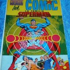 Tebeos: COLOSOS DEL COMIC FAMILIA SUPERMAN Nº 1 - EDICIONES VALENCIANA 1979 - NÚMERO UNO - - LIQUIDACION. Lote 84605500