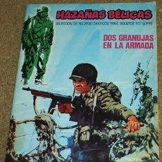 Livros de Banda Desenhada: HAZAÑAS BELICAS Nº 1 - EDICIONES URSUS 1973 - NÚMERO UNO - LEER TODO- LIQUIDACION. Lote 84700384
