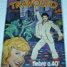 Tebeos: TRAVOLTO Nº 1 - EDC. ACTUALES 1979 - LIQUIDACION NUMEROS UNO. Lote 84705684