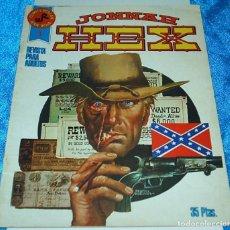Tebeos: JONNAH HEX LA AHORCADORA Nº 1 - ROLLAN 1977 - DIFICIL - LIQUIDACION NUMEROS UNO- LEER. Lote 84706512