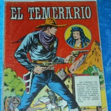 Tebeos: EL TEMERARIO Nº 1 - VALENCIANA - - LIQUIDACION NUMEROS UNO. Lote 84808076