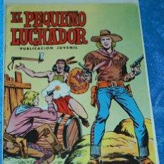 Tebeos: EL PEQUEÑO LUCHADOR Nº 1 - VALENCIANA 1977 - - LIQUIDACION NUMEROS UNO. Lote 84808272