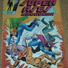 Tebeos: SUPER ASES Nº 1 - BRUGUERA 1978 - ORIGINAL - LIQUIDACION NUMEROS UNO. Lote 86145080