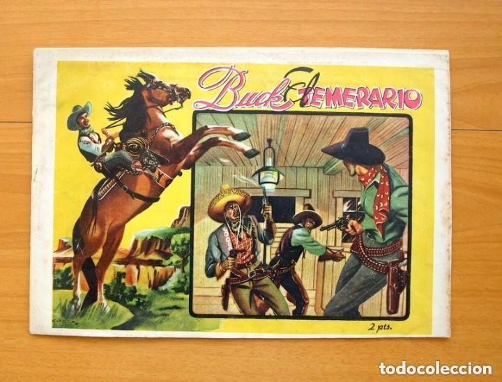 COLECCION EL OESTE - Nº 1 BUCK EL TEMERARIO - EDITORIAL LUX AÑOS 40 (Tebeos y Cómics - Números 1)
