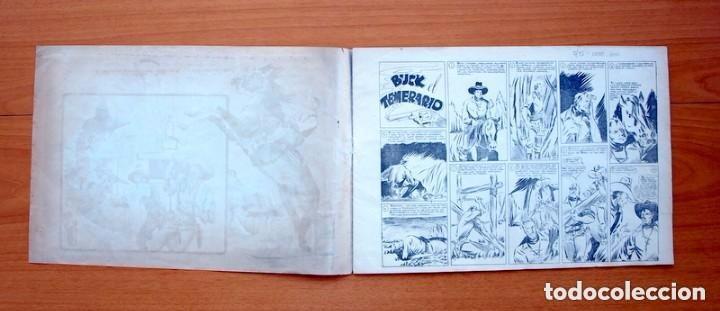 Tebeos: Coleccion El Oeste - nº 1 Buck el temerario - Editorial Lux años 40 - Foto 2 - 86749344