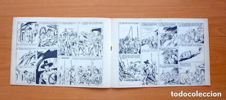 Tebeos: Coleccion El Oeste - nº 1 Buck el temerario - Editorial Lux años 40 - Foto 3 - 86749344
