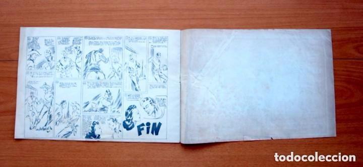 Tebeos: Coleccion El Oeste - nº 1 Buck el temerario - Editorial Lux años 40 - Foto 4 - 86749344