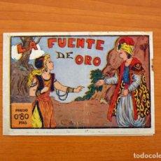 Tebeos: CUENTOS INFANTILES Nº 1-LA FUENTE DE ORO - EDITORIAL SIMBOLO, AÑOS 50. Lote 87301160