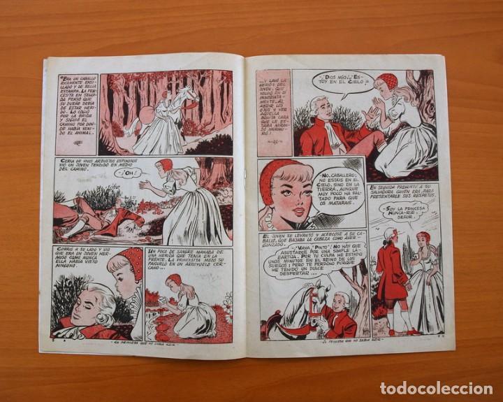 Tebeos: Un cuento semanal nº 1-La princesa que no sabia reir - Editorial Juvenis 1955 - Foto 3 - 87302328