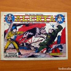 Tebeos: ALERTA - RIN TIN TIN, Nº 1 EL TANQUE SUICIDA - EDITORIAL MARCO 1963. Lote 87361344