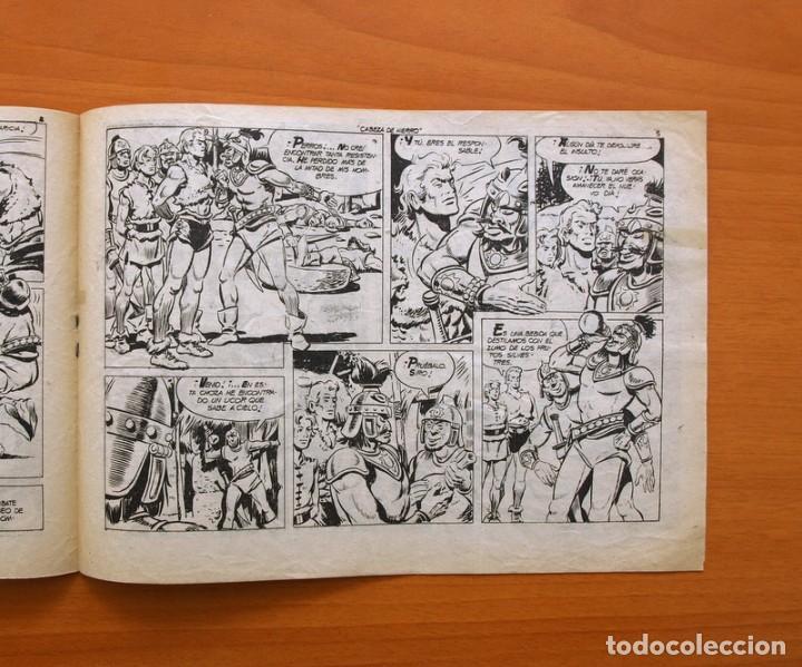 Tebeos: Cabeza de hierro, nº 1 El juramento de Icar - Editorial Marco 1959 - Foto 3 - 87361604