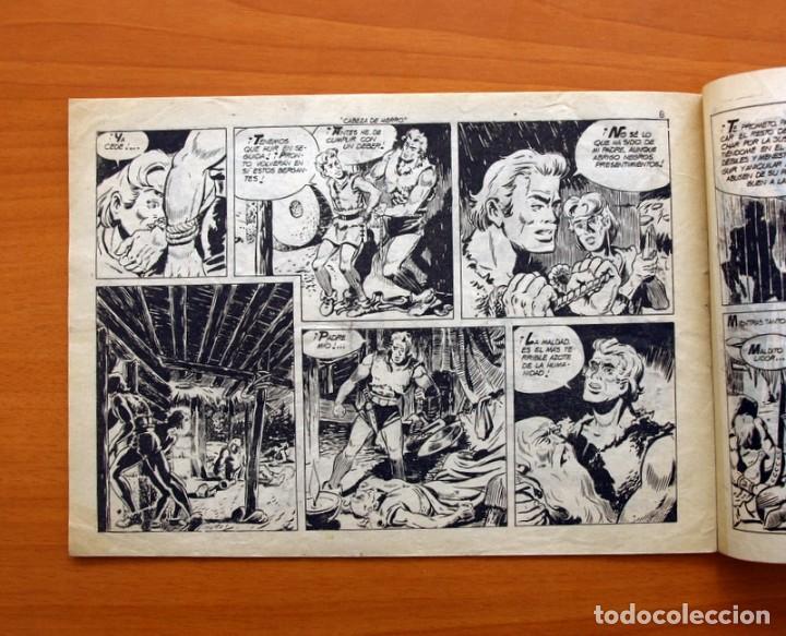 Tebeos: Cabeza de hierro, nº 1 El juramento de Icar - Editorial Marco 1959 - Foto 4 - 87361604