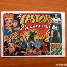 Tebeos: CASTOR EL INVENCIBLE Nº 1 - EDITORIAL MARCO 1951. Lote 87361816