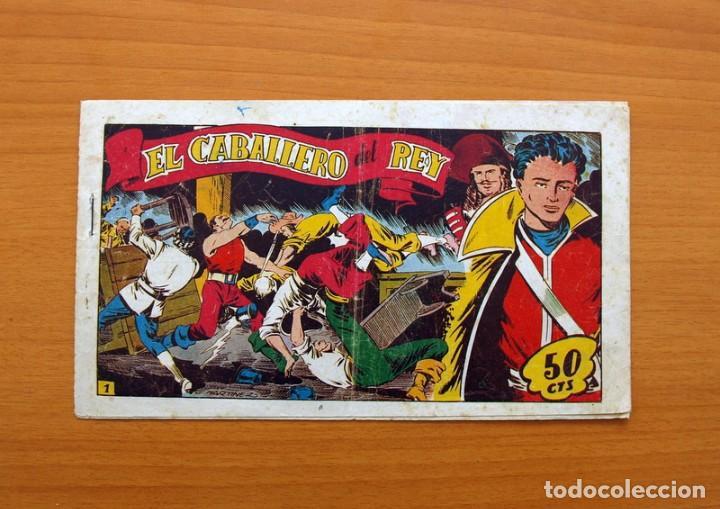 EL CABALLERO DEL REY, Nº 1 - EDITORIAL MARCO 1954 (Tebeos y Cómics - Números 1)