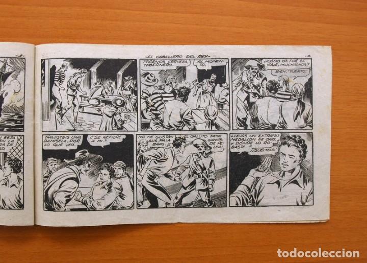 Tebeos: El caballero del Rey, nº 1 - Editorial Marco 1954 - Foto 3 - 87363244