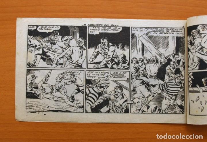 Tebeos: El caballero del Rey, nº 1 - Editorial Marco 1954 - Foto 4 - 87363244