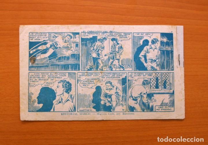 Tebeos: El caballero del Rey, nº 1 - Editorial Marco 1954 - Foto 5 - 87363244