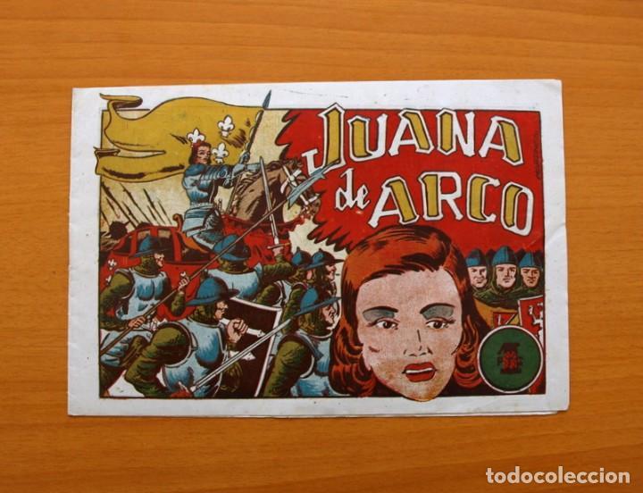 JUANA DE ARCO, Nº 1 - EDITORIAL MARCO 1950 (Tebeos y Cómics - Números 1)