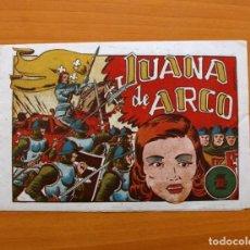 Tebeos: JUANA DE ARCO, Nº 1 - EDITORIAL MARCO 1950. Lote 87376560