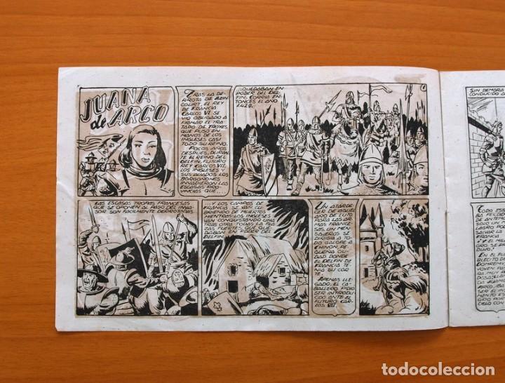 Tebeos: Juana de Arco, nº 1 - Editorial Marco 1950 - Foto 2 - 87376560