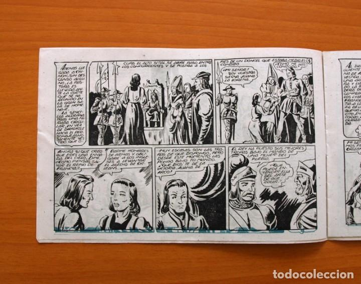 Tebeos: Juana de Arco, nº 1 - Editorial Marco 1950 - Foto 3 - 87376560