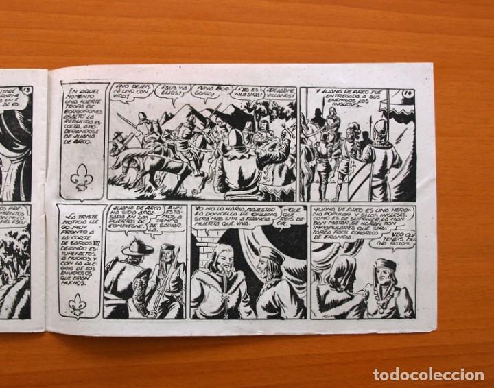 Tebeos: Juana de Arco, nº 1 - Editorial Marco 1950 - Foto 4 - 87376560