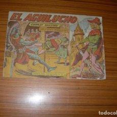 Tebeos: EL AGUILUCHO Nº 1 EDITA MAGA . Lote 88093320