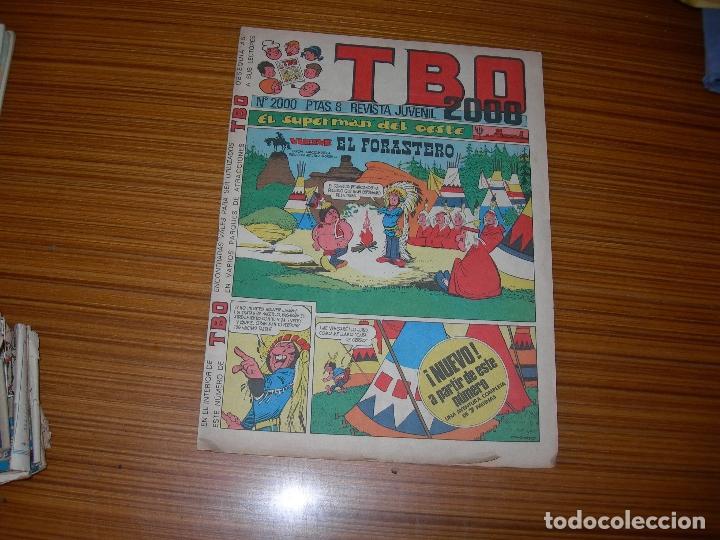 TBO 2000 Nº 1 EDITA BUIGAS (Tebeos y Cómics - Números 1)