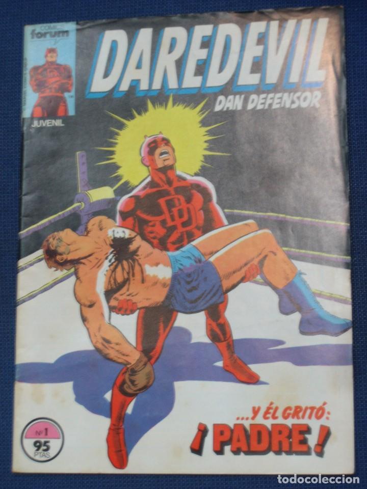 DAREDEVIL Nº 1 FORUM (Tebeos y Cómics - Números 1)